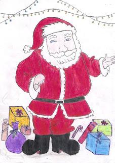 Papai Noel (desenho)