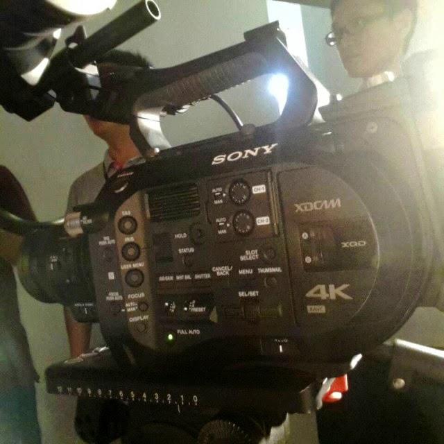 Sony FS700II 4K