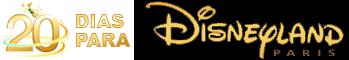 20 días para Disneyland Paris