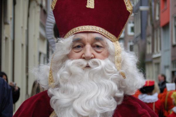 Gambar bagus Sinterklaas