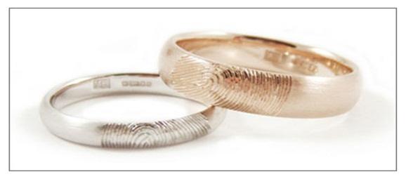 Que se graba en el anillo de matrimonio