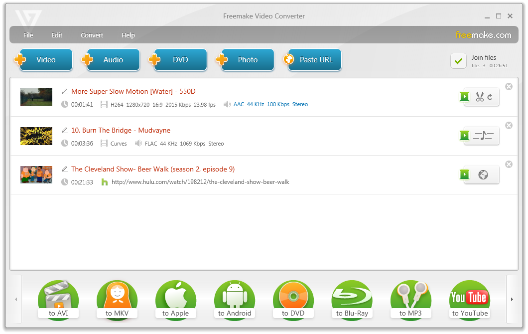 Freemake Video Converter 4.1.4.8