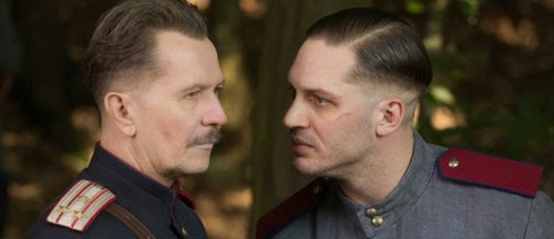 Child 44 movie trailer and posters