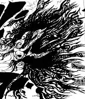 Sasuke Amaterasu, manga scan