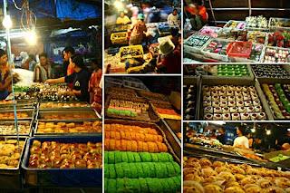 zat beracun yang terkandung dalam makanan