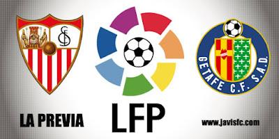 Previa Sevilla FC Vs Getafe CF