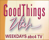 As Seen on Good Things Utah!