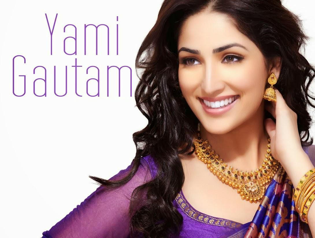 Yami Gautam's Stunning Saree Avatar