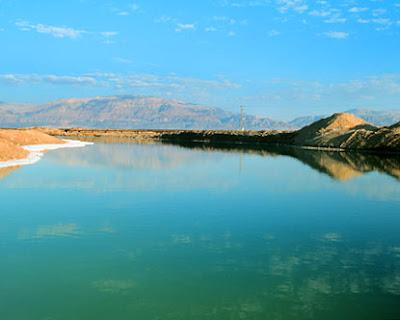 Asal-muasal terjadinya Laut Mati