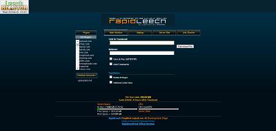 Uploaded RapidLeech