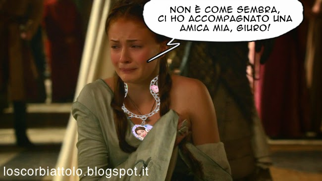 sansa game of thrones violetta il trono di spade
