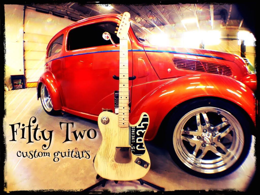 fiftytwo custom guitars