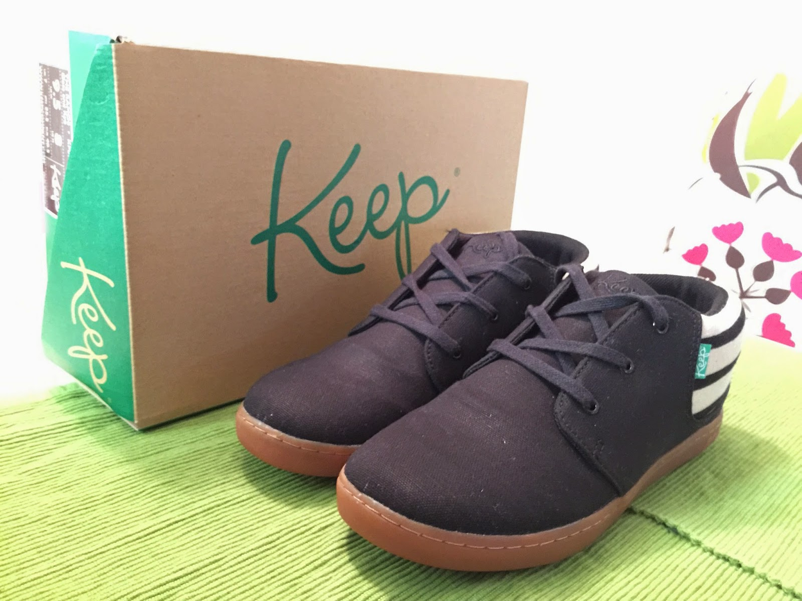Product Review: Keep Vegan Shoes