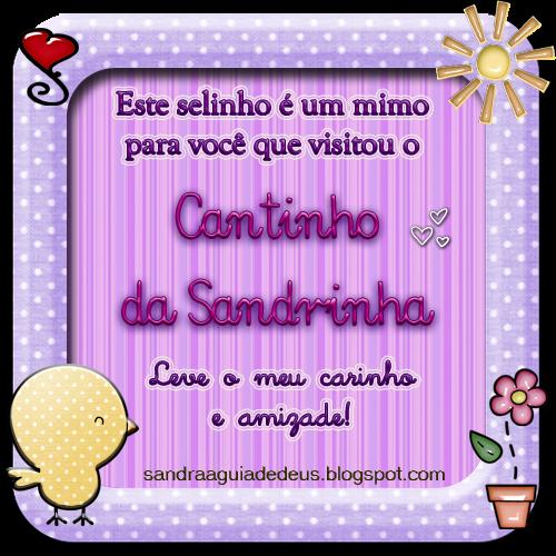 Blog da Sandrinha