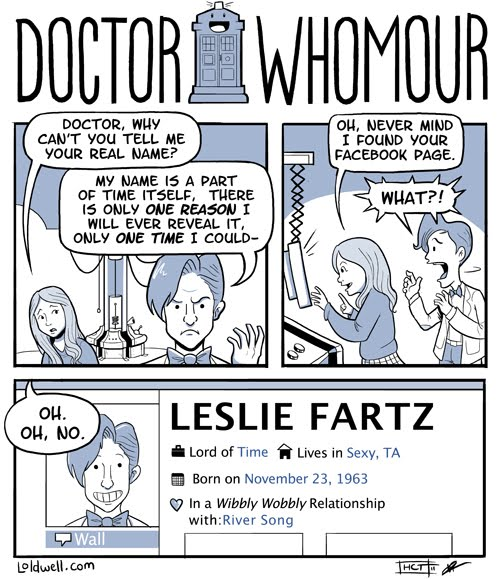 Doctor Whomour by H. Caldwell Tanner