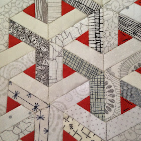 english paper piecing detail