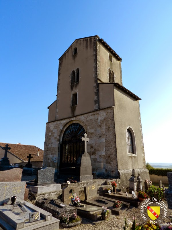 BRULEY (54) - La chapelle Saint-Martin
