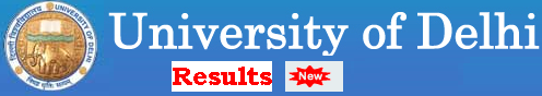 Delhi University Results UG PG 2013 LLB, LLM, MA, MSc, MCom, MIB, BA