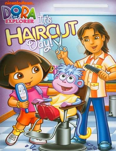 Ver Dora, día de cortarse el pelo (2012) Online