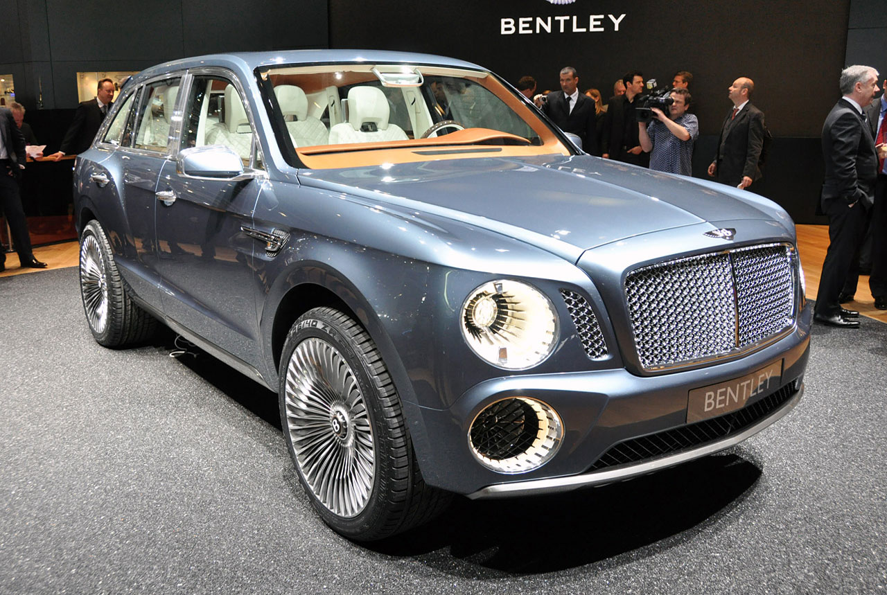 cars model 2013 2014 2015 bentley suv given green light by vw board. Black Bedroom Furniture Sets. Home Design Ideas