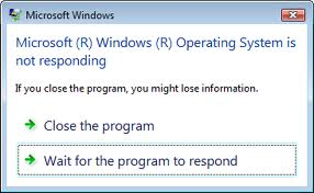 Search Results for: Cara Mengatasi Windows 7 Not Responding