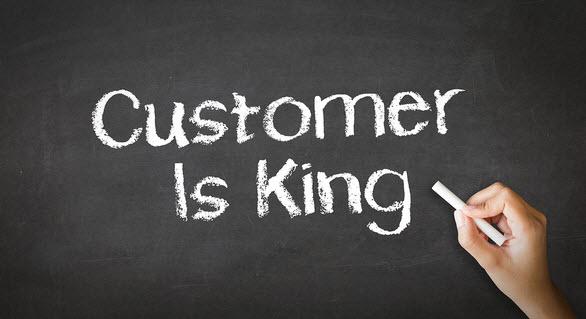 chăm sóc khách hàng tốt nhất