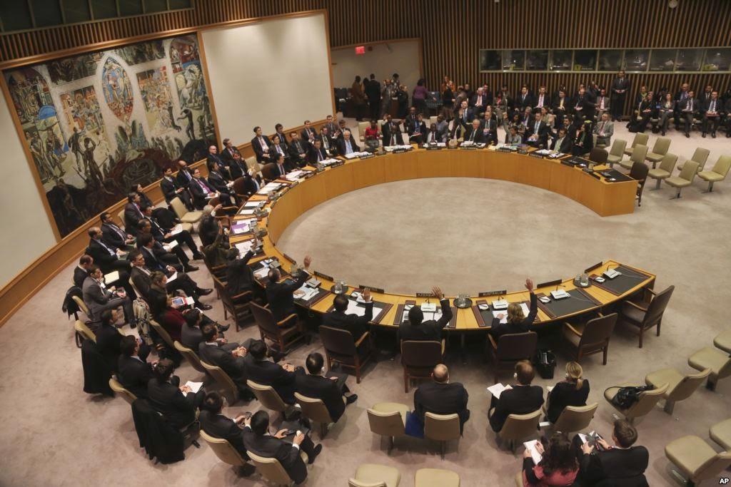 Совет Безопасности ООН принял резолюцию по катастрофе самолета малайских авиалиний в Украине