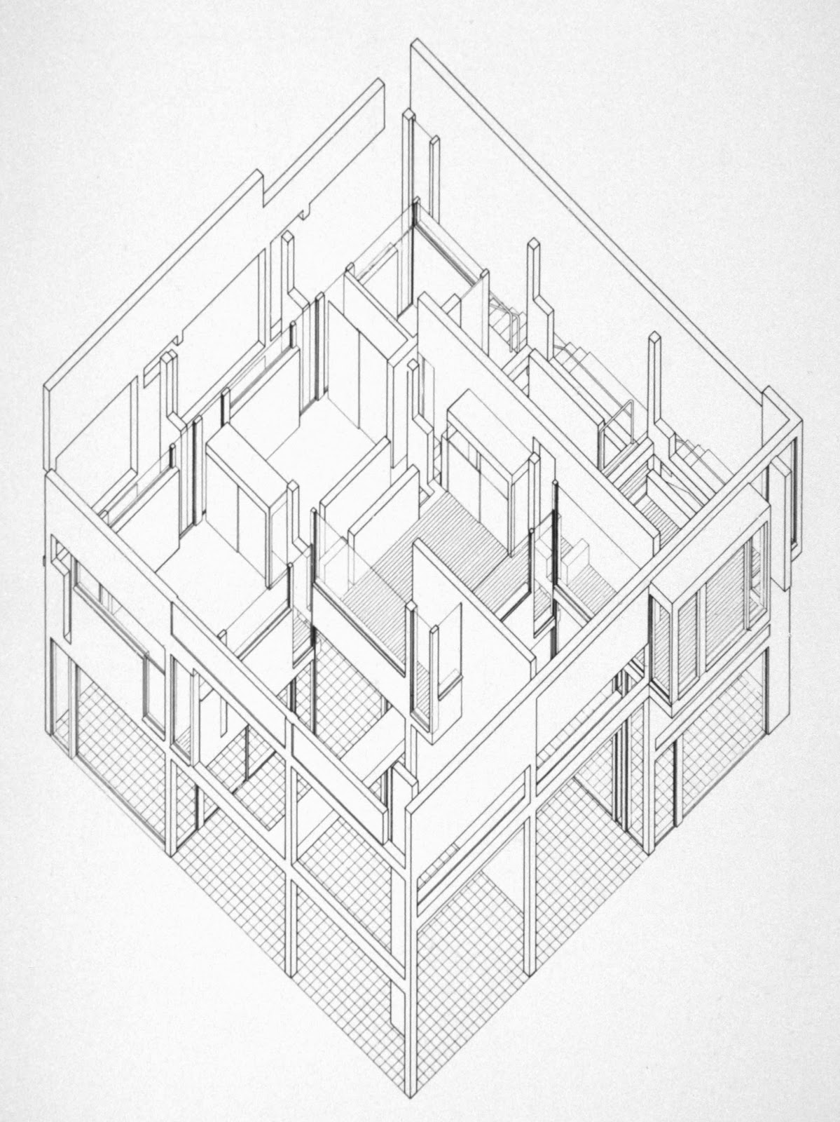 Architectural design spring 2011 for tuesday getting for Architecture 9 square grid