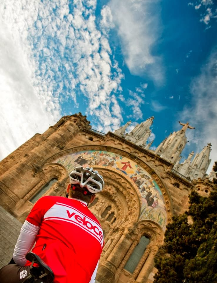 barcelona tibidabo bike rental excursions