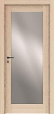 Drzwi Vox wewnętrzne z lustrem