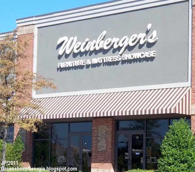 Greensboro Georgia Greene Lake Oconee Golf Restaurant Bank Attorney Hospital Church Dept Store