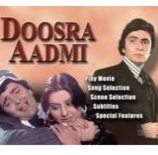 Doosara Aadmi 1977 Hindi Movie Watch Online