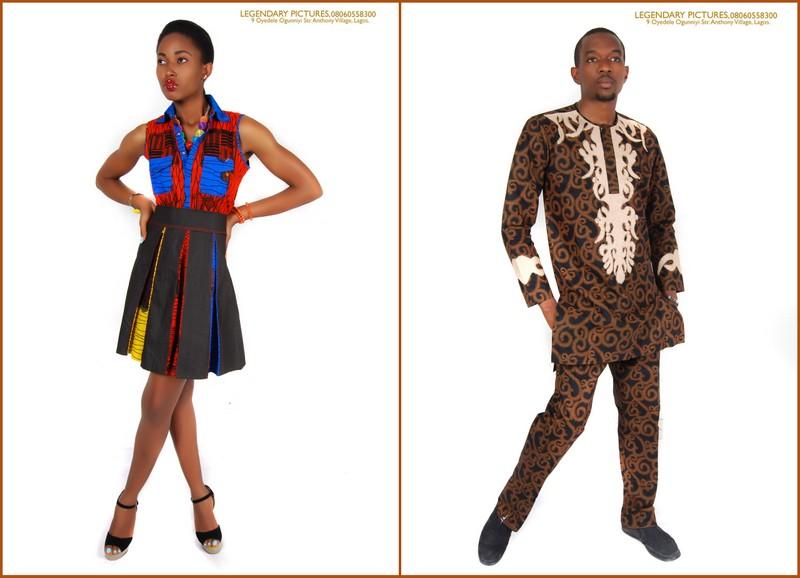 Nigerian Native Wear