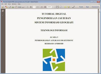 Pemrograman Aplikasi Smartphone Berbasis Android www.guntara.com