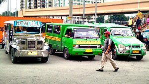 Where to ride jeepney to different locations form South West Integrated Terminal