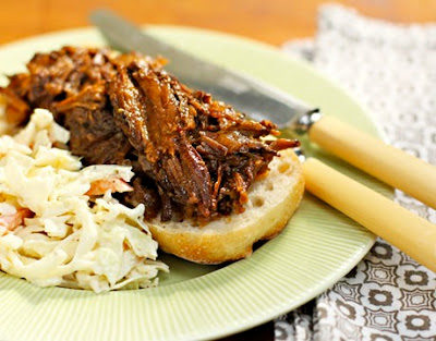 Slow-Cooker Sweet and Smoky Beef