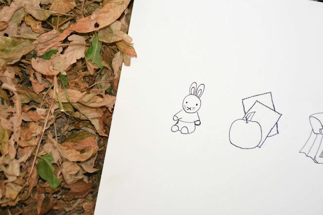 Draw on Monday... Vive la rentrée