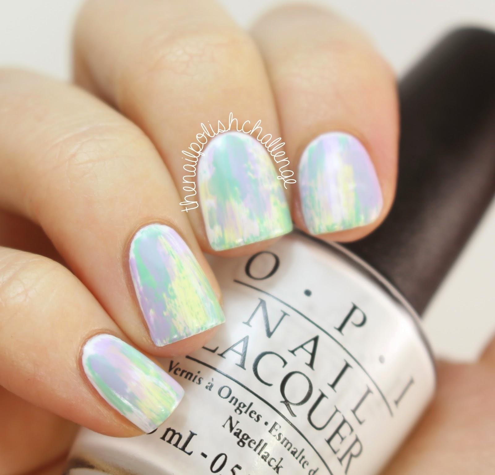 Kelli marissa spring brushstroke nail art spring brushstroke nail art prinsesfo Images