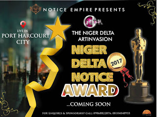 Niger Delta Notice Award 2017
