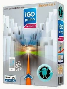 GPS navigation: iGO Primo 2014 v9.6.29.353462 Europe