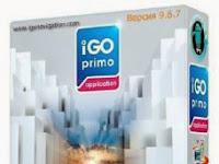 GPS navigation: iGO Primo 2014 v9.6.29.353462 Europe