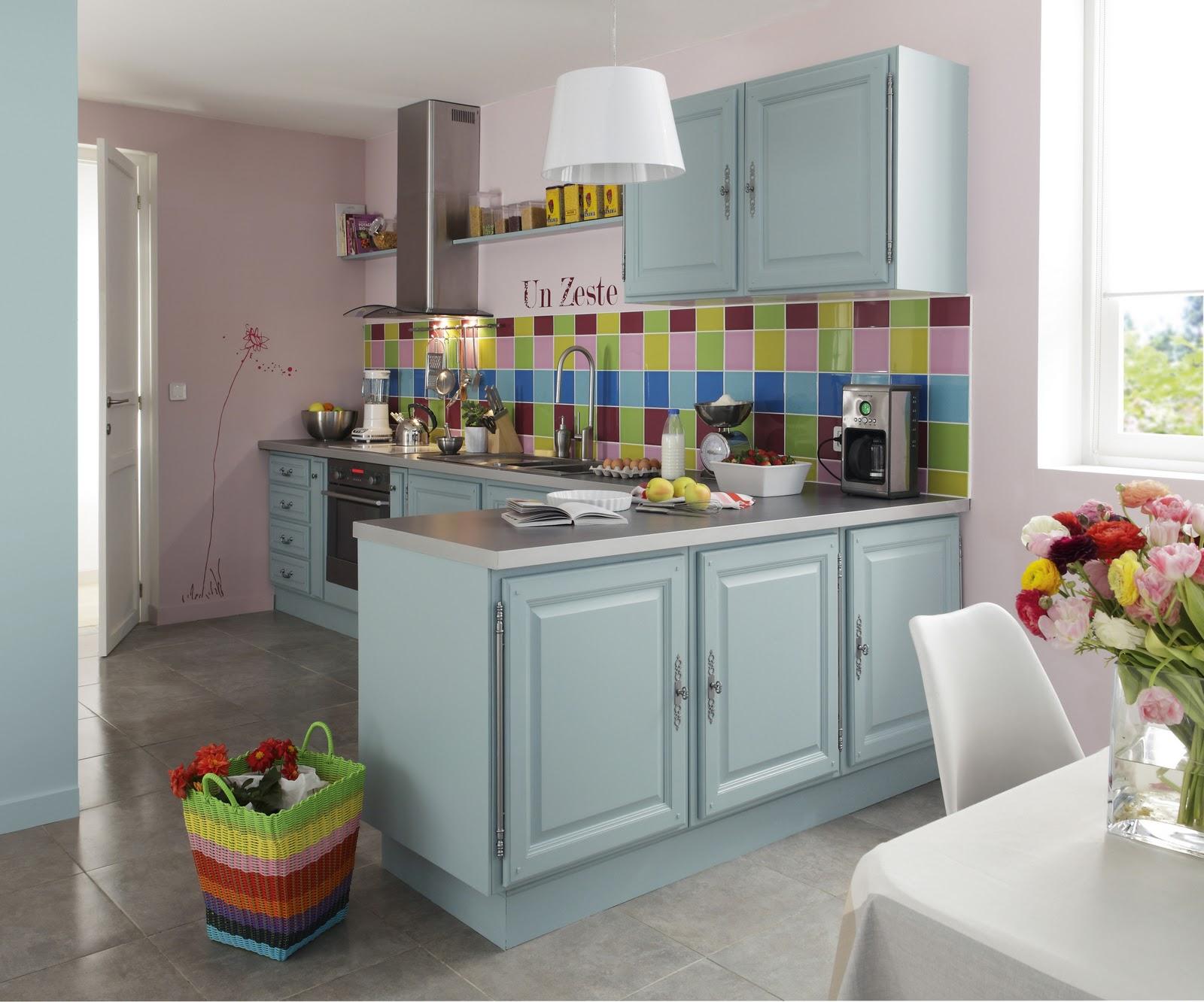 cool meuble cuisine persienne indogate decoration cuisine vert pistache with meuble cuisine vert. Black Bedroom Furniture Sets. Home Design Ideas