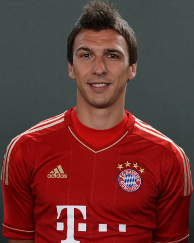 Mario Mandzukic Biography And Latest Pictures 2013 | All Football ...