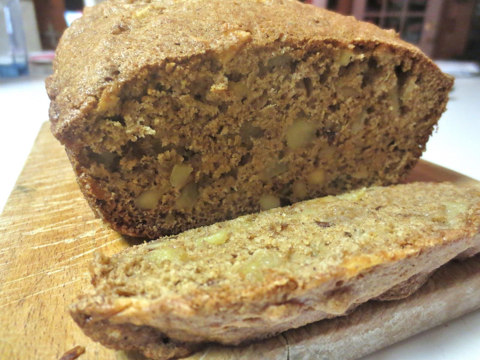 bread bakerlady apple breakfast bread apple raisin breakfast bread ...