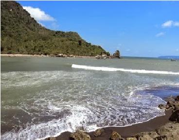 Tempat Wisata Di Jember : Pantai Puger