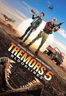 Rồng Đất 5 -  Tremors 5: Bloodlines