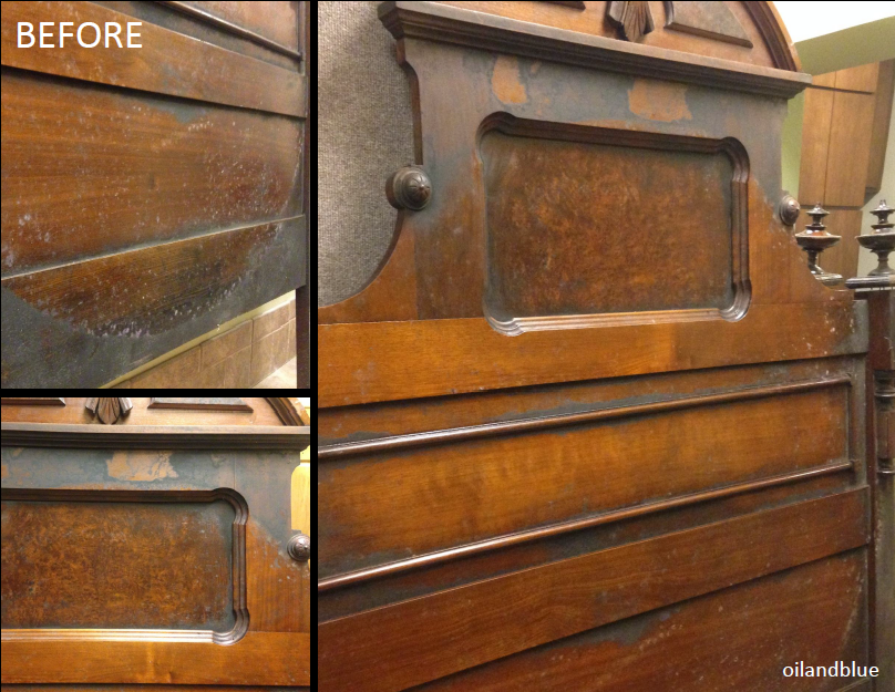 How To Clean Old Wood Furniture Oil And Blue How To Clean Antique Wood Furniture