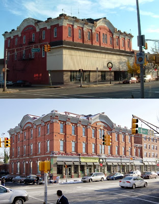 National Register Green Block Opera House woodbury new jersey