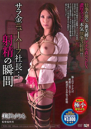 TCD-162 Anal Punishment SEX Tied Reward After The Moment The Work Of Sara Gold Shemale President