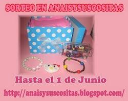 Sorteo en Ana y sus cositas! (:
